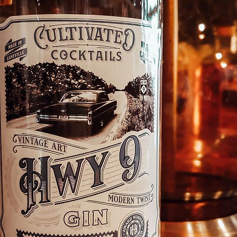 Revealing our new label for the Gin you