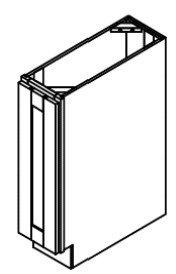 FULL HEIGHT DOOR BASE CABINET