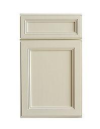 Biscotti cream designer cabinet