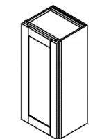 """36"""" 1 DOOR WALL CABINET"""