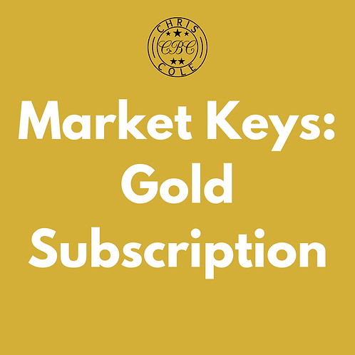 Gold 2-Week Master Trading Course (One-Time Payment)