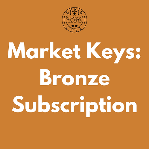Bronze Monthly Subscription