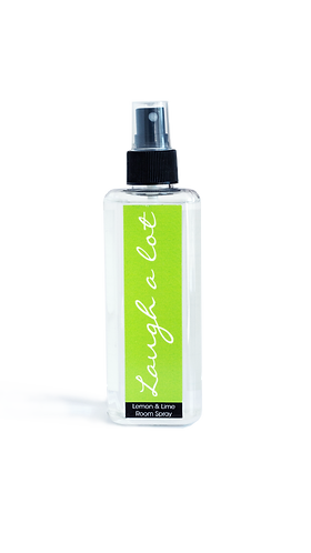Lemon & Lime Room Spray