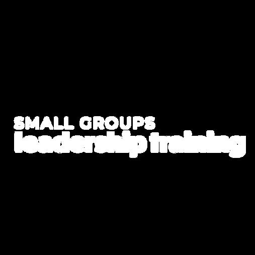 SMALL GROUPS LEADERSHIP TRAINING LOGO.pn