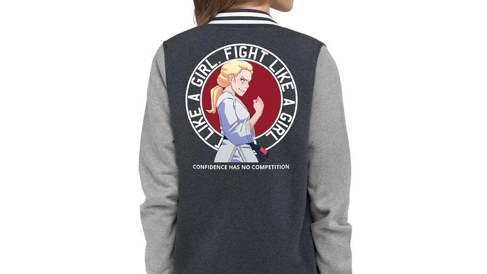 FLAG Women's Letterman Jacket