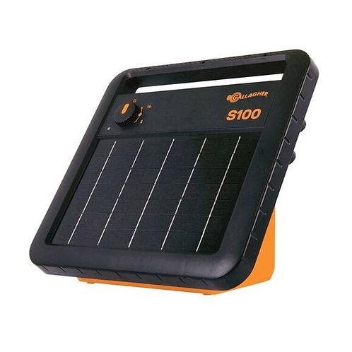 Gallagher S100 Solar Fence Energizer