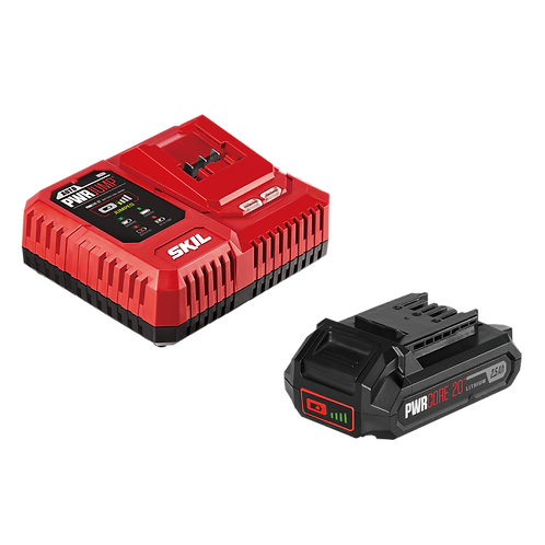 SKIL PWRCore 20™ Battery & Charger Kit