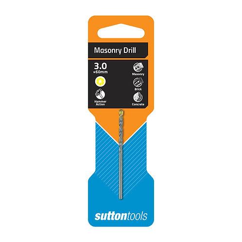 Sutton Tools 60-120mm Masonry Drill Bit