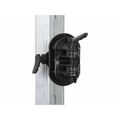 Gallagher Steel Post Pinlock Insulator 25pk