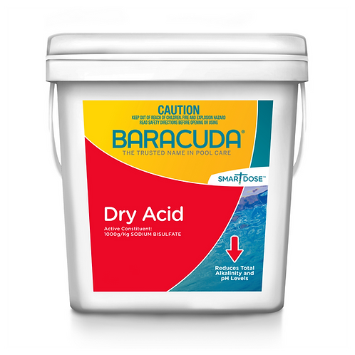 Baracuda Dry Acid 2kg