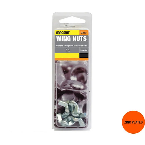 Macsim Wing Nuts ZP - Small Pack