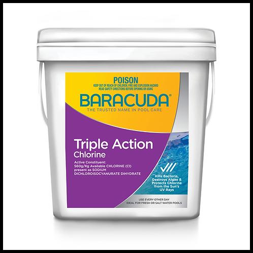 Baracuda Triple Action Chlorine
