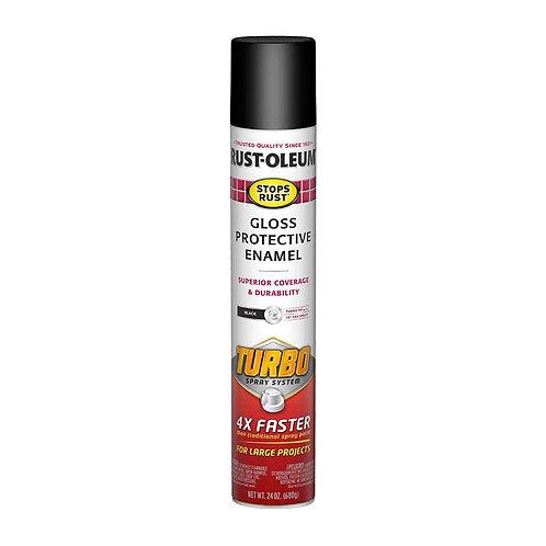 Rust-Oleum Turbo Spray Protective Enamel 680g