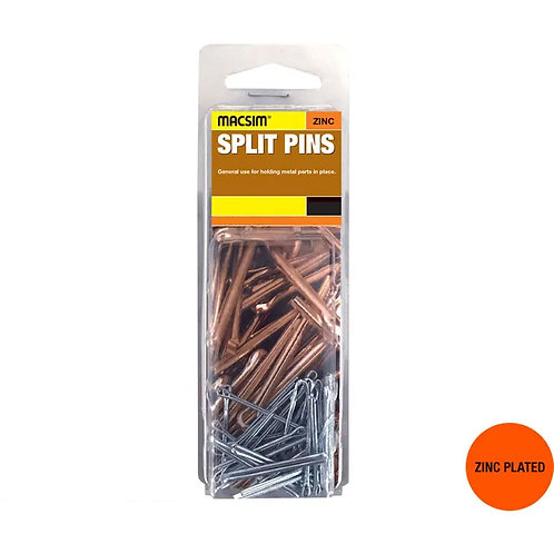 Macsim Split Pins Metric ZP