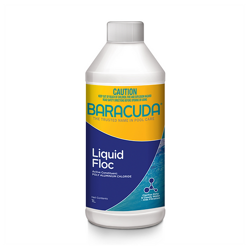 Baracuda Liquid Floc 1L