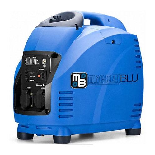 MickeyBlu 3.5KvA Portable Petrol Pure Sine Wave Generator