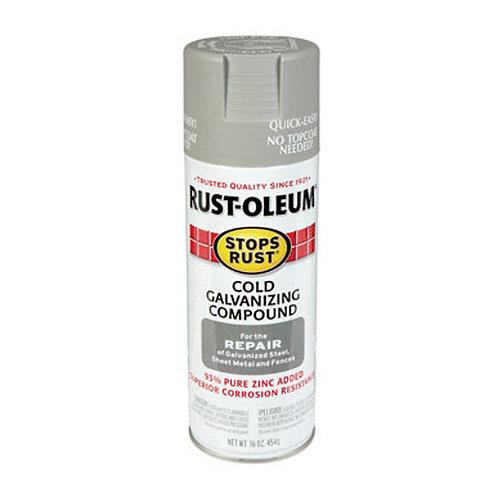 Rust-Oleum Cold Galvanizing Compound Spray 453g