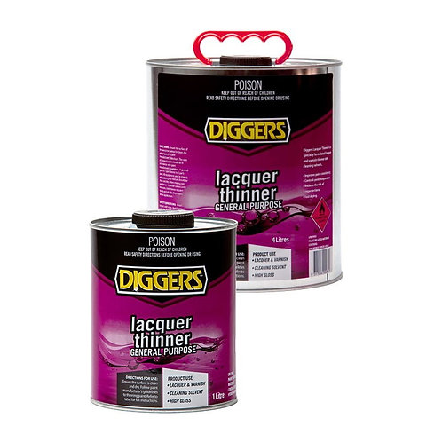 Diggers Lacquer Thinner