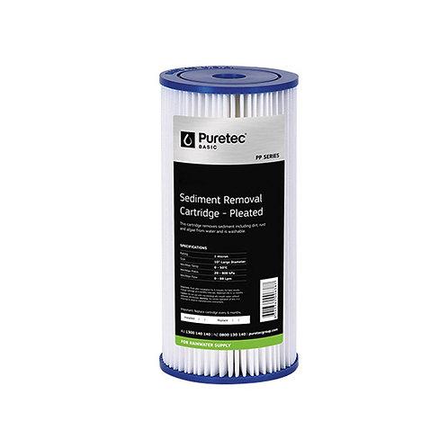 Puretec PP20LD1 Pleated Sediment Cartridge