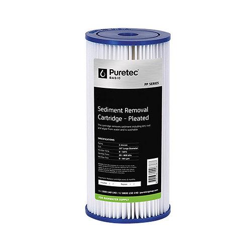 Puretec PP05LD1 Pleated Sediment Cartridge