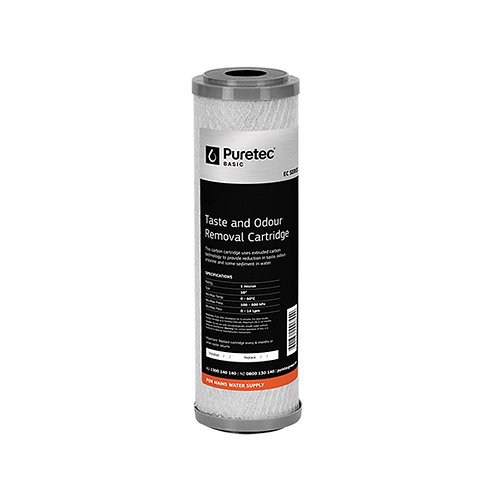 Puretec EC101 Extruded Carbon Cartridge
