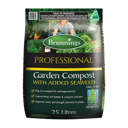 Brunnings Garden Compost 25L