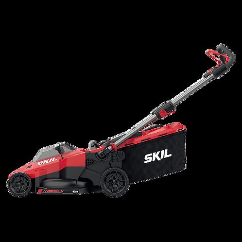 SKIL 2x20V Brushless 43cm Lawn Mower Kit