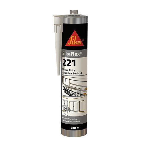 Sika SikaFlex 221 Polyurethane Adhesive 310mL