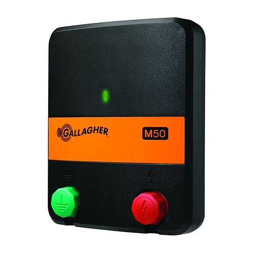 Gallagher M50 Mains Fence Energizer