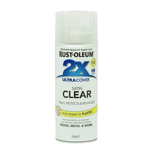 Rust-Oleum 2x Ultra Cover 340g - Clear