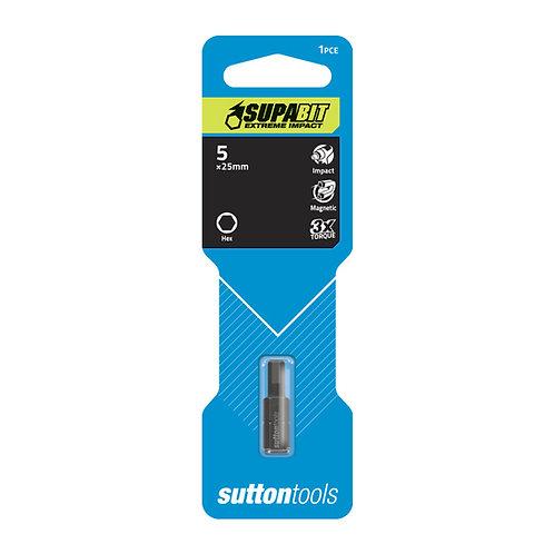 Sutton Tools Hex Supabit