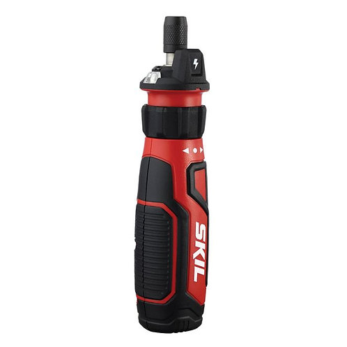 SKIL Rechargeable 4V Screwdriver with Circuit Sensor