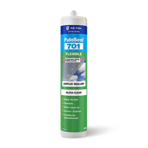 H.B. Fuller FulaSeal 701 Flexible Acrylic Sealant 300g