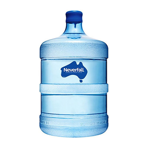 Neverfail Spring Water 15 Litre Returnable Bottle