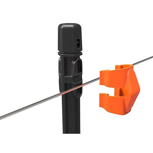 Gallagher 20pk Insulated Line Post Clip