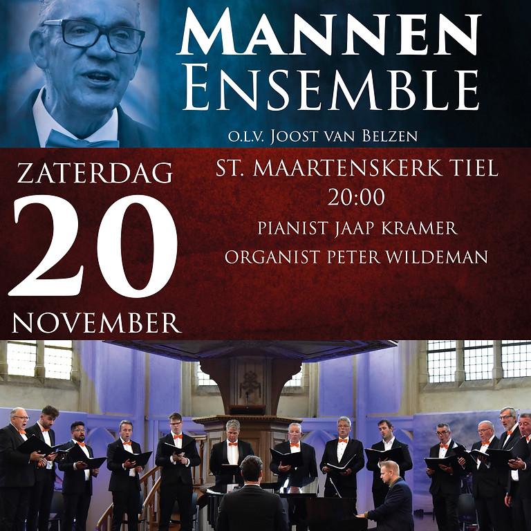 20 november Hollands Mannen Ensemble in concert