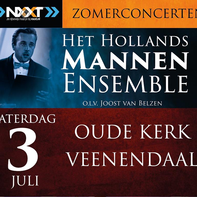 3 juli Zomerconcert Veenendaal 20:00 - 21:30
