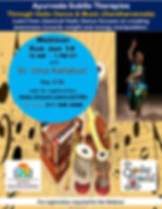 Ayurveda Subtle Therapies Jun 14 2020 (1