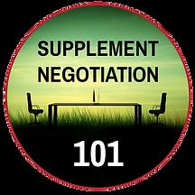 Roof Supplement Negotiation Training