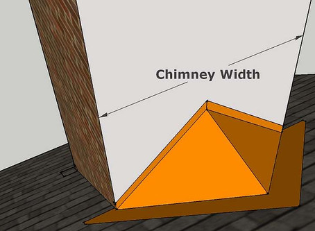 When do you need chimney crickets?