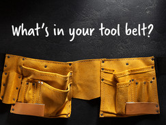 Roof Inspection Checklist: 8 Tools Every Roofing Contractor Should Have in His (or Her) Tool Belt