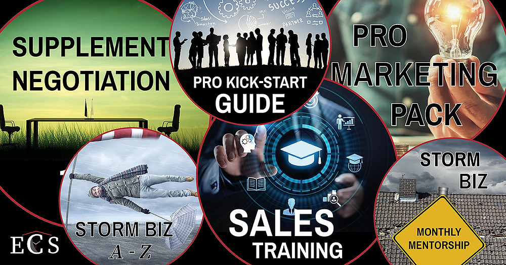 Elite Claim Solutions Coaching and Consulting packages