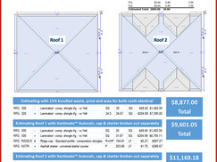How to Calculate Roof Waste: Restoration AI