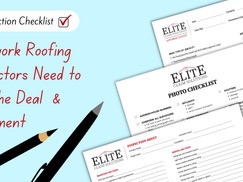 Roof Inspection Checklist: Paperwork Roofing Contractors Need to Close the Deal and Supplement