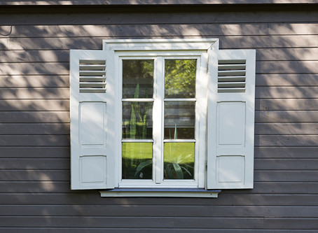 DEALING WITH SHUTTERS!
