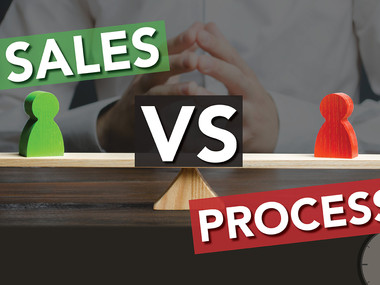 Sales Vs. Process: Growing Your Roofing Company