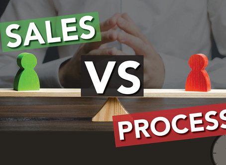 Sales Vs. Process: Which is More Important for Your Roofing Company?