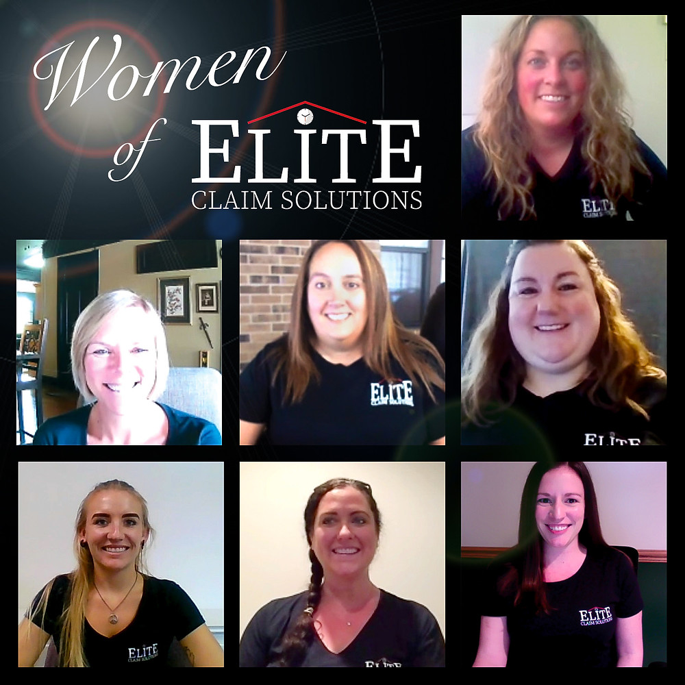 Elite Claim Solutions celebrates women in the roofing industry