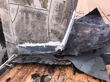 Chimney Flashing: How to Supplement