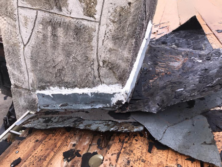 How to Ask for Chimney Flashing